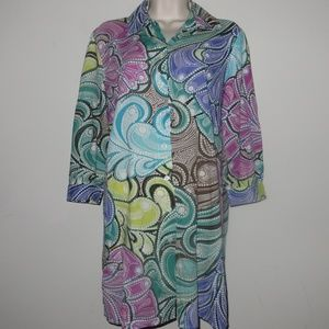 MEDIUM DANA BUCHMAN EXTRA LONG TOP #172